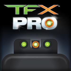 TFX™ Pro Tritium/Fiber-Optic Day/Night Sights