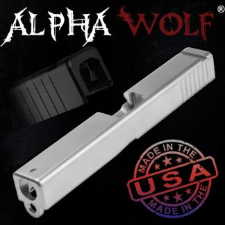 AlphaWolf Slide Compatible with Glock 17 9mm Gen3, OEM Profile