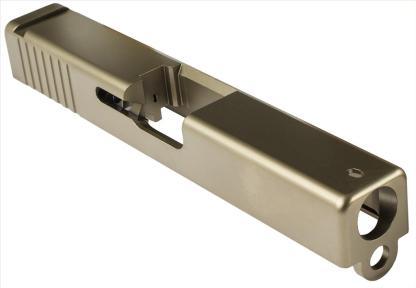 AlphaWolf Slide G19 9mm Gen3, Replacement - FDE