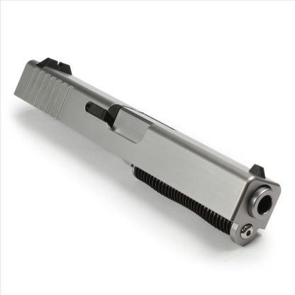 AlphaWolf Upper G19 9mm Gen3, Assembled