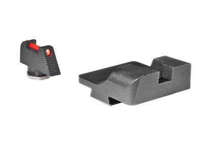 Sevigny Carry Plain rear w/ Fiber Optic Front-Mix
