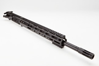 "Wilson CombatRIFLEUpper, Complete, Forged, 5.56 NATO, Recon, Mid Length, 16"", Round, Q-Comp, 1-8 Twist, BlackTR-UF556RCM16RQ8B"