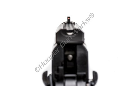"""Wilson Combat 367CFOR180 1911 Front Sight Snag-Free Competition Red Fiber Optic .180"""""""