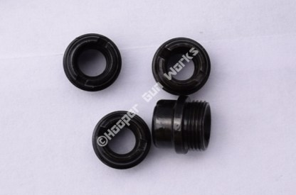 Rock Island Armory 1911 OEM Black Grip Screw Bushings - 4 pack
