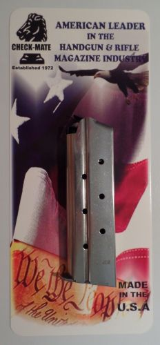 Check-Mate-10mm-9rd-Stainless-Steel-Full-Size-1911-Magazine-CM10MM-9-S-272031215883-2