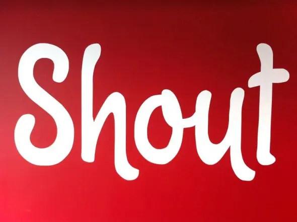 shoutlogo