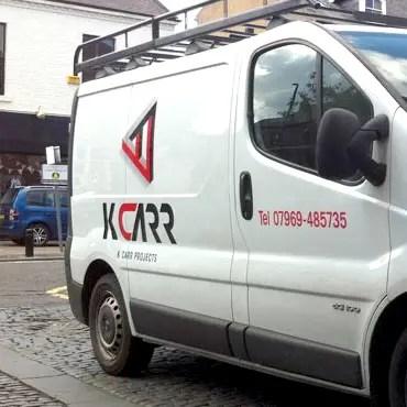 K Carr Van Graphics