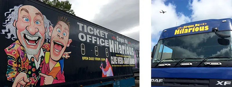 Truck and Lorry graphics