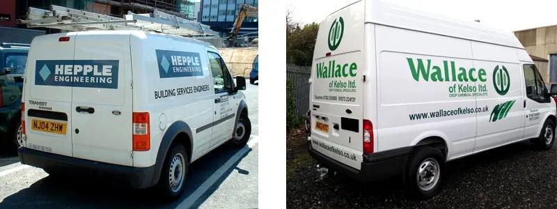 Vehicle Livery Newcastle
