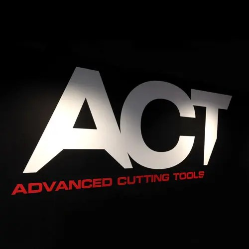 ACT Feature Wall Graphics