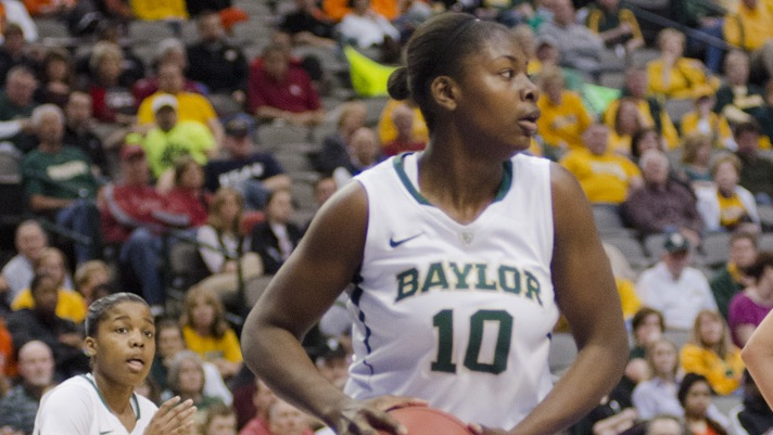 Baylor neutralizes Kansas State's three-point shooting en route to a 80-47 win in the second round of the Big 12 Tournament