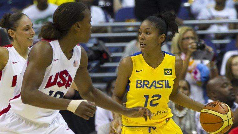 Photo gallery: Brazil vs. USA, Monday, July 16, 2012