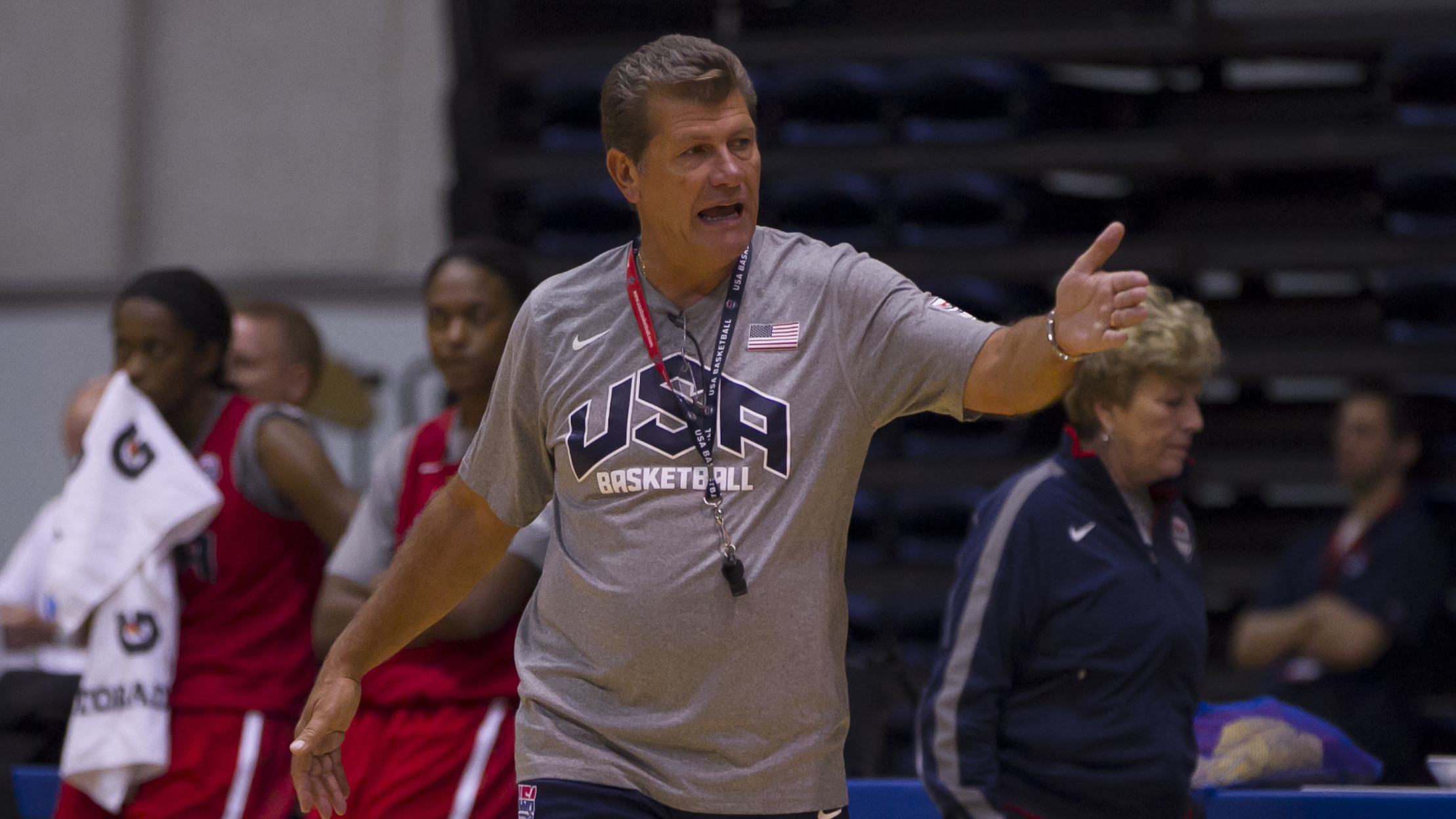 Geno Auriemma talks about his Olympic experience as head coach and his future with USA Basketball
