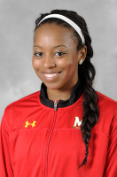 Lexie Brown. Photo: Maryland Athletics.