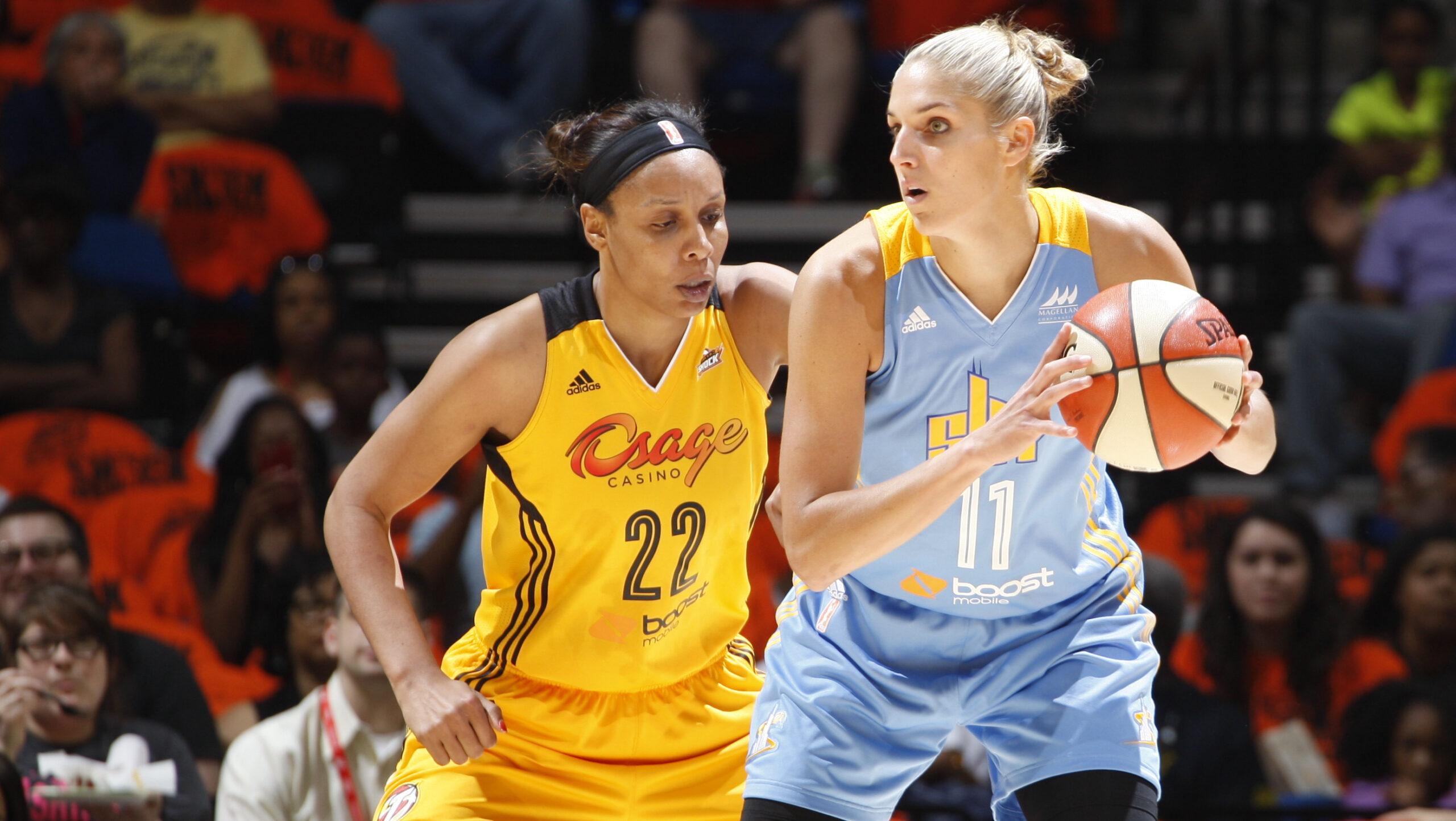 2015 All-Star weekend: Tulsa Shock move to Dallas is the buzz, players voice their opinions