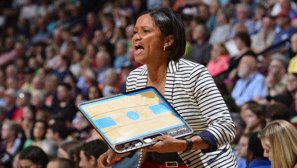 Chicago Sky parts ways with head coach/general manager Pokey Chatman