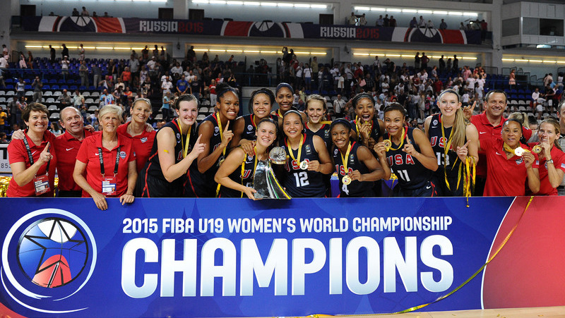 USA beats Russia for 78-70 victory and sixth-straight U19 gold medal