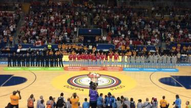 Team Canada. Pan Am Games.