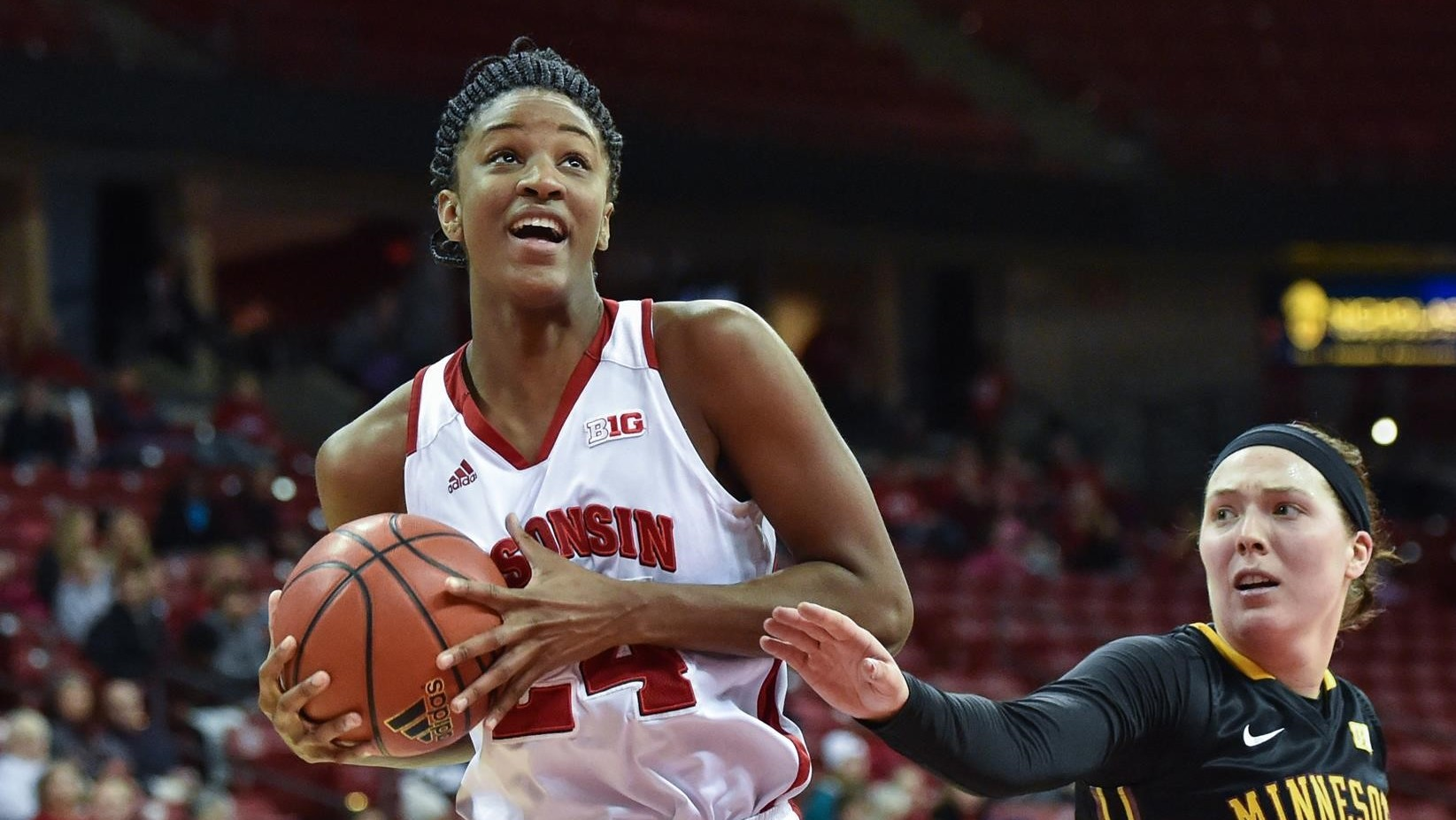 Wisconsin: Junior forward Malayna Johnson to miss 2015-16 season due to torn ACL