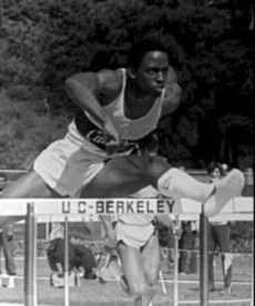 Cal track and field legend Larry Cowling. Photo: Cal Athletics.