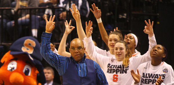 Syracuse beats Washington, 80-59, heads to program's first-ever title game