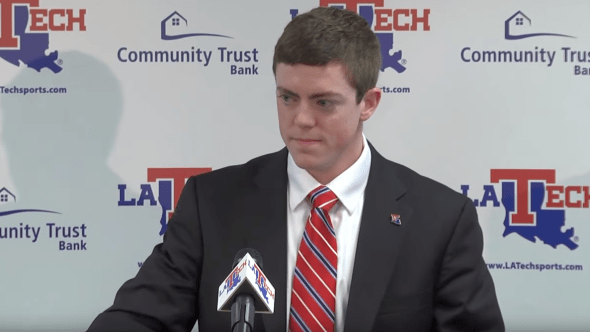 Tyler Summitt April 2014