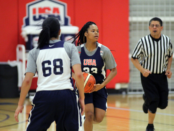 Photo: USA Basketball.