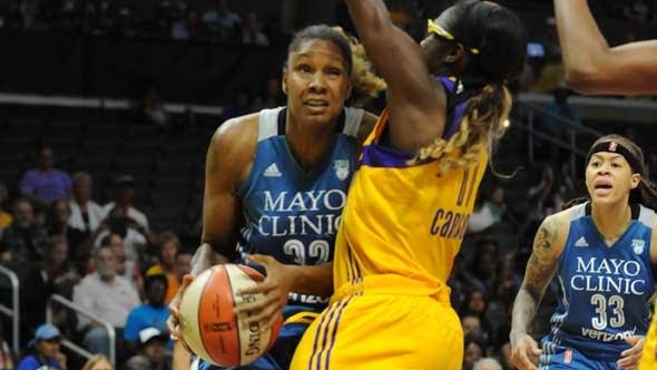 Lynx escape Los Angeles as the lone undefeated team, rematch on the horizon for the West foes