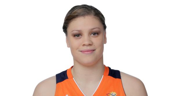 Rachel Banham. Photo: WNBA.