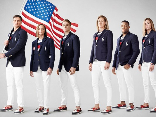 Team USA's Olympic opening ceremony uniforms revealed for Rio Games