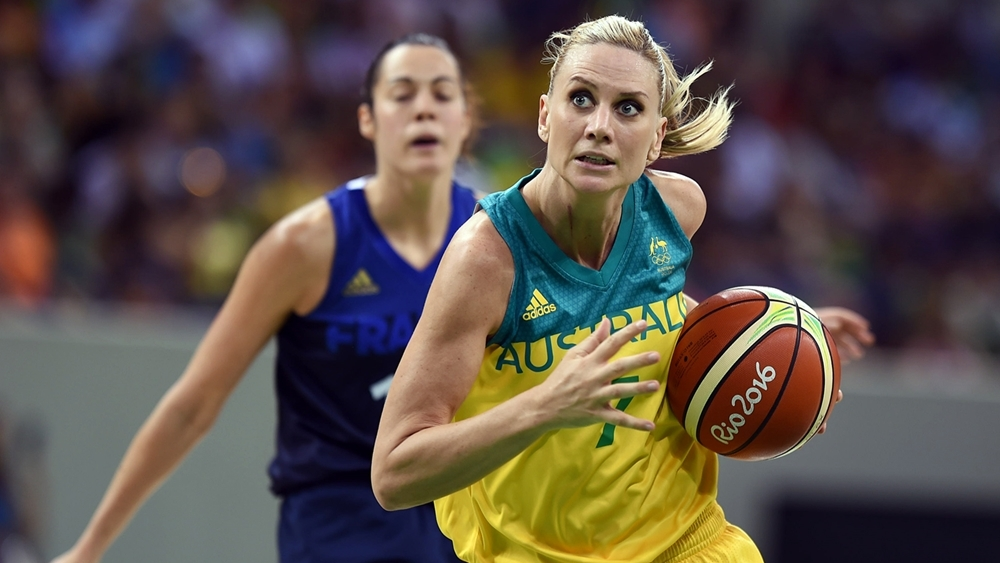 2016 Rio Olympic Games: Group Phase Day 4 Notes: Penny Taylor leads Australia as Opals stay undefeated