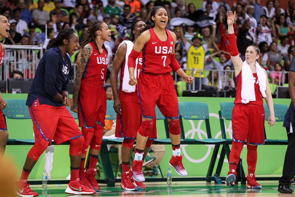 2016 Rio Olympic Games: Group Phase Day 7 Notes: USA  moves to 4-0, Canada suffers first loss