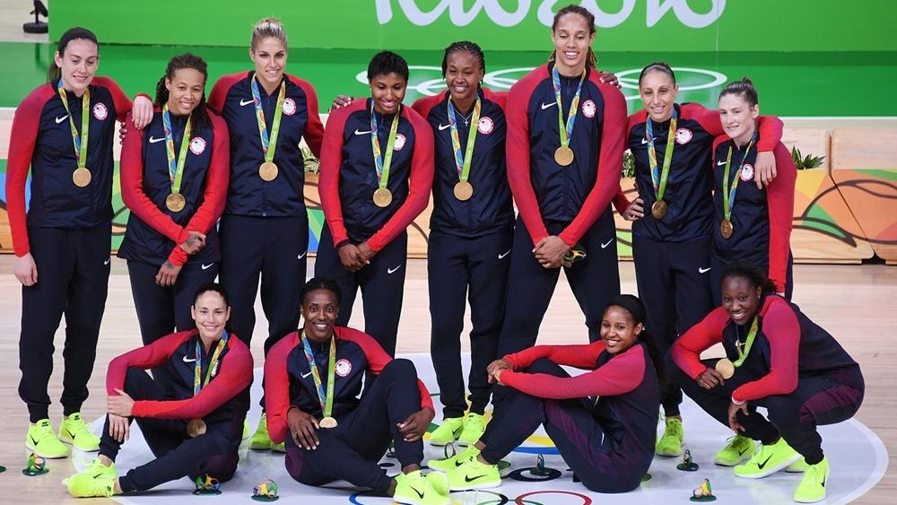 #Rio2016: USA wins sixth straight gold, beats Spain 101-72