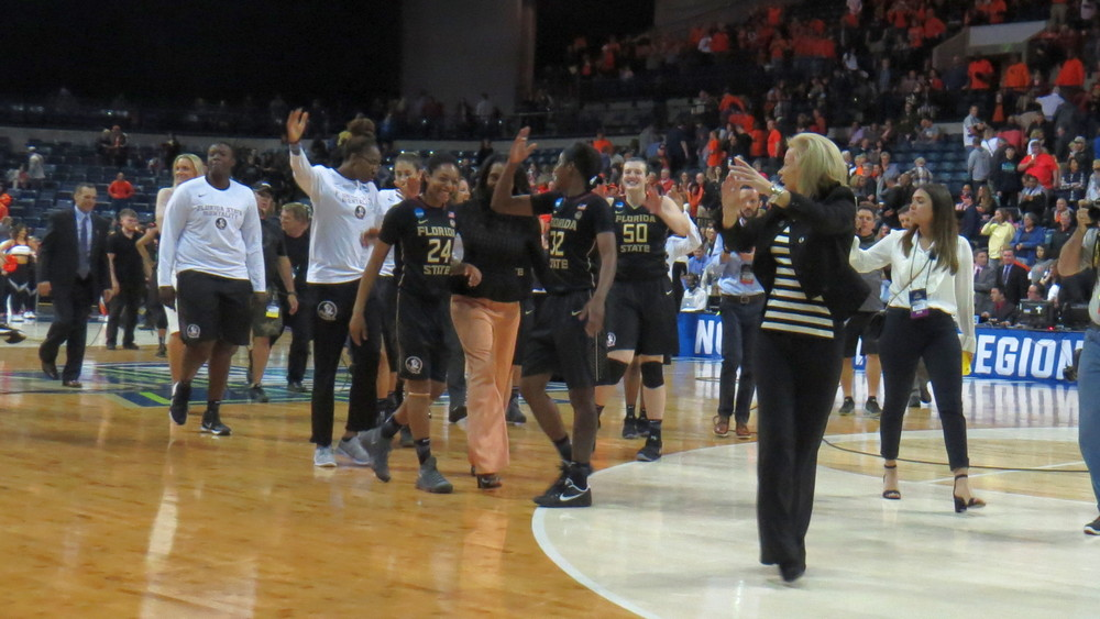 Florida State faces familiar opponent in Elite Eight, readies for matchup vs. South Carolina
