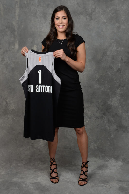 2017 WNBA Draft San Antonio bolsters roster with Kelsey Plum as No 1 pick Chicago takes