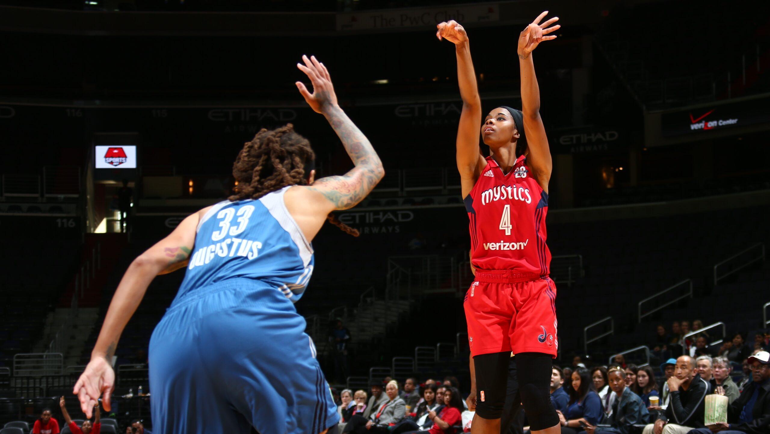 Washington Mystics face team chemistry challenge heading into the 2017 WNBA season