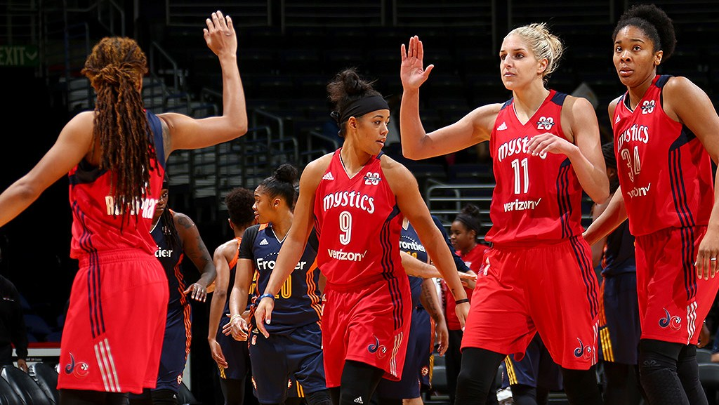 Free throws crucial in thriller as Mystics secure 78-76 win over Sun