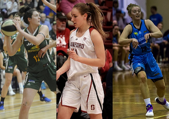 Australia's World University Games Team includes six NCAA athletes and two participants in Opals ...
