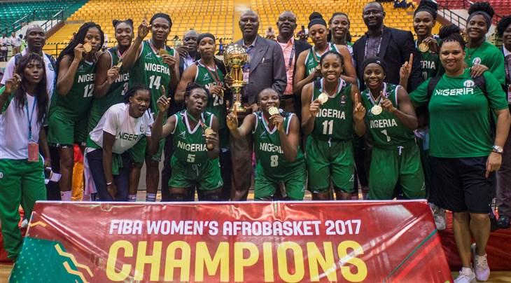 Nigeria tops Senegal 65-48 for FIBA Women's AfroBasket title