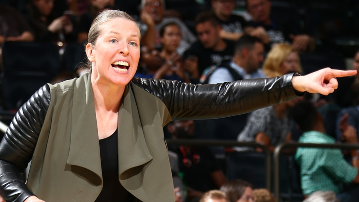 Minnesota Lynx added Katie Smith to staff as an assistant coach