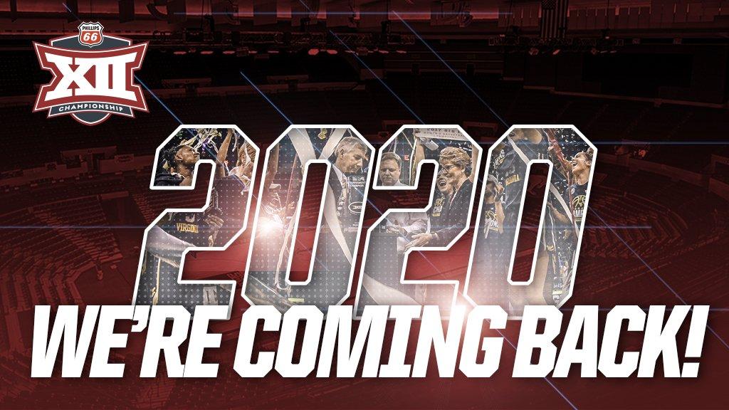 Big 12 women's basketball tournament returns to Kansas City in 2020