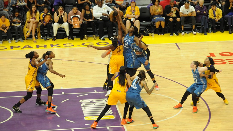 Lynx win pushes Finals series to Game 5, Sparks eschew comparisons to last season