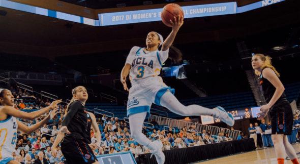 UCLA's Jordin Canada. Photo: Pac-12.