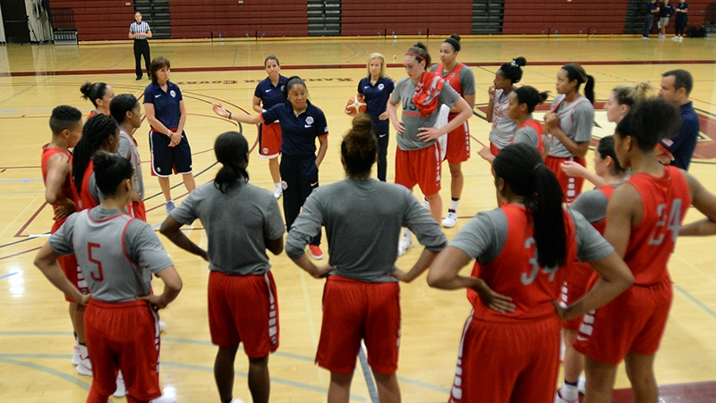 Twenty-Two athletes expected to attend USA Women's National Team Camp; Lindsay Whalen retires from USA Basketball