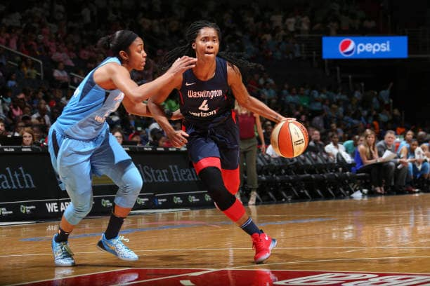 Dallas Wings acquire Washington guard Tayler Hill in exchange for forward Aerial Powers