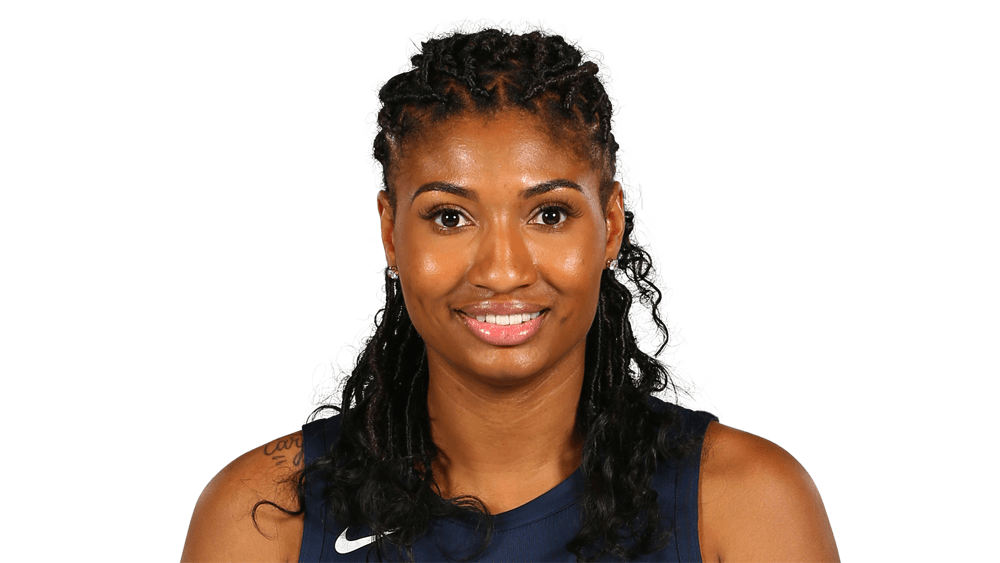 Atlanta Dream forward Angel MCoughtry out for rest of season with left knee injury