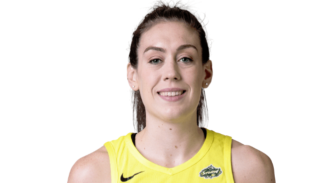 Seattle Storm forward Breanna Stewart named 2018 WNBA Most Valuable Player, teammate Natasha Howard earned Most Improved Player