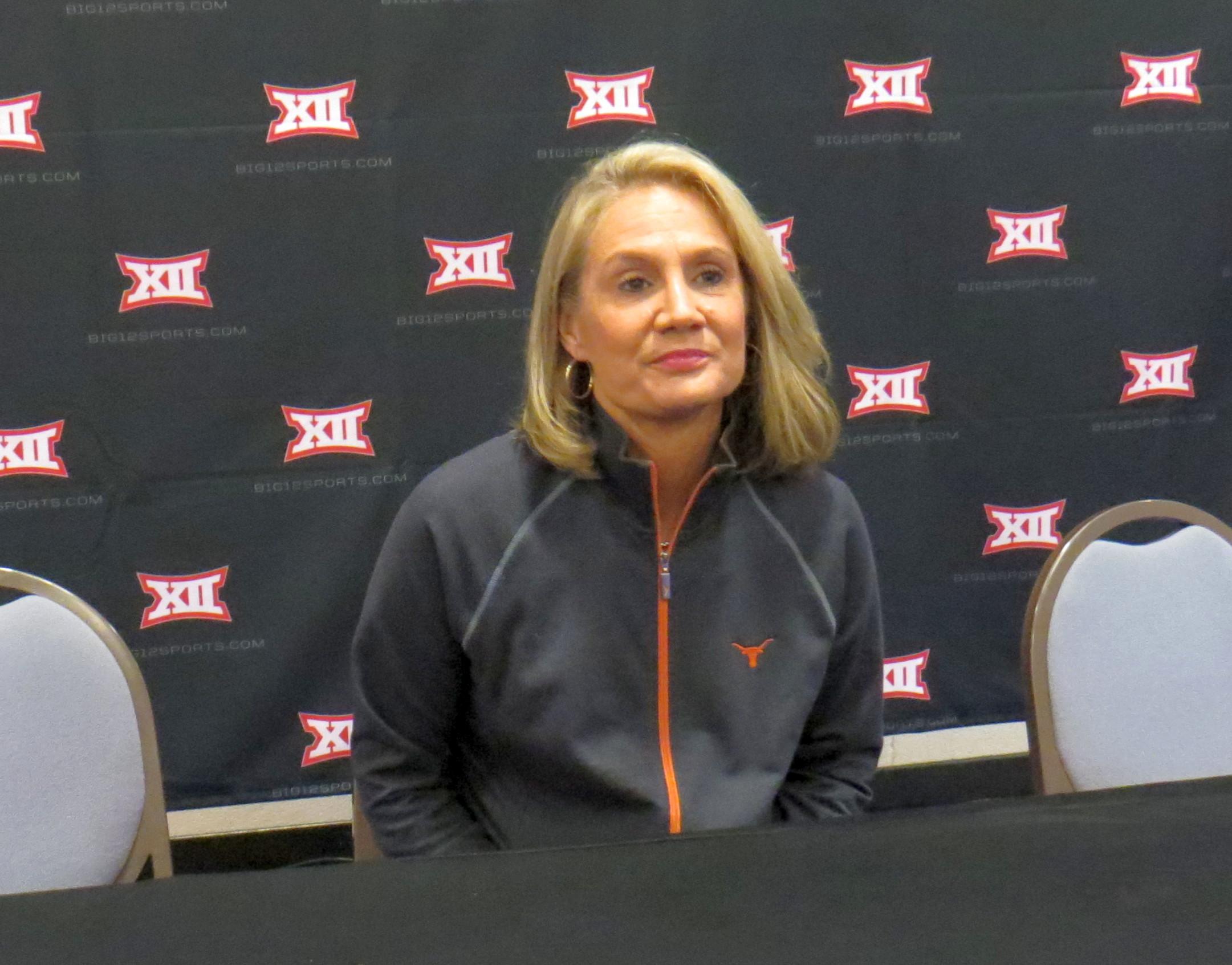 Texas does not extend contract of head coach Karen Aston