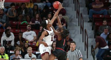 Photo: Kelly Donoho/Mississippi State Athletics.