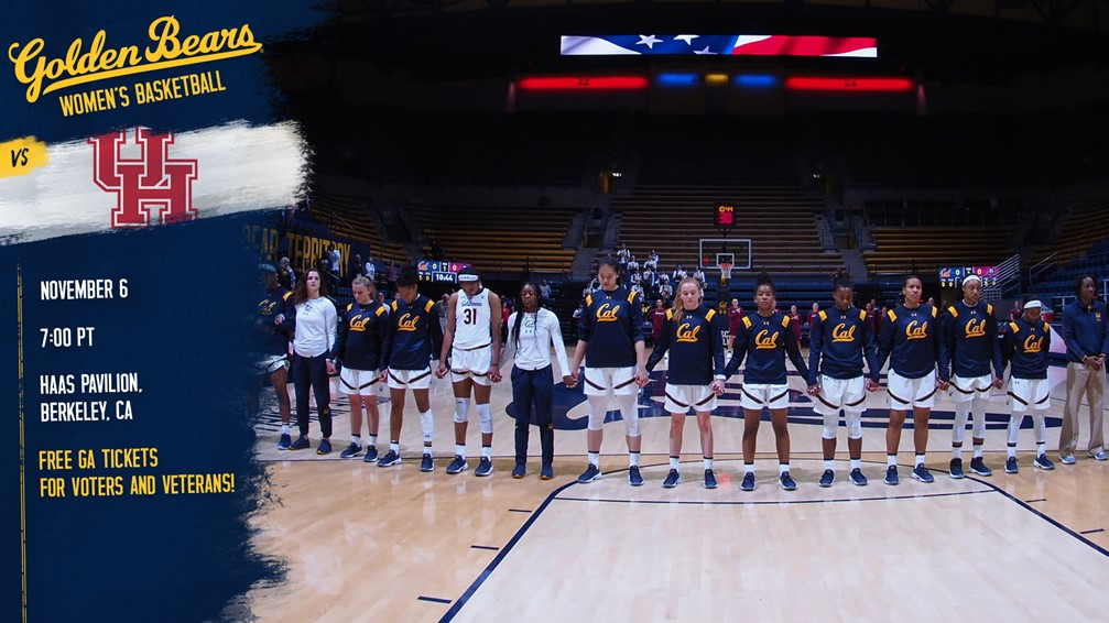Ranked Cal hosts a tough Houston squad in season opener